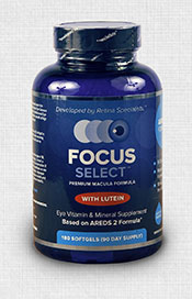 focus eye vitamins