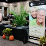 Photo from Parschauer trade show booth